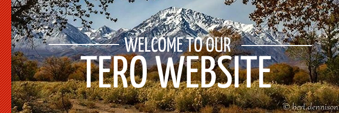 welcome to the bishop tribe TERO website